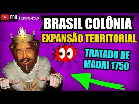 Tratado Madri