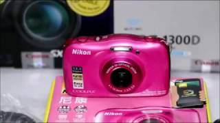 Nikon waterproof camera coolpix w100 review