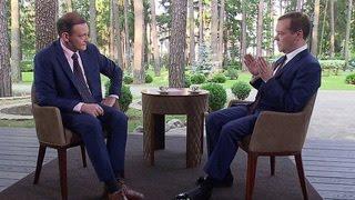 Дмитрий Медведев о турсезоне в Турции: на первом месте - вопрос безопасности