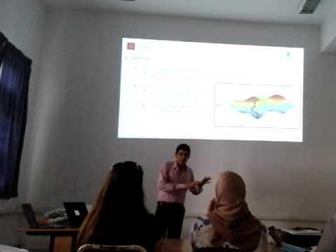 Marouen Hizaoui's Graduation Internship Presentation