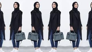 Kumpulan Model Baju Muslim Terbaru 2018