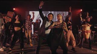 Alberto Pedraza - Cumbia Callejera (feat. Santa Fe Klan) | Lyric Video