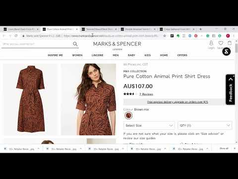 35+ Retail Review Episode 41 - Marks & Spencer