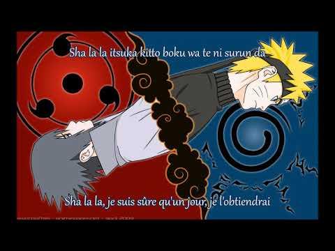 Lagu Naruto Sha La La