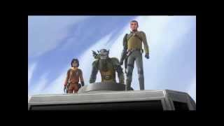 Star Wars: Rebels - A Jedi Leader Audio Cue