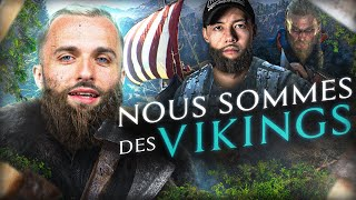 NOUS SOMMES DES VIKINGS ! 🪓 (Assassin's Creed Valhalla ft. Locklear)