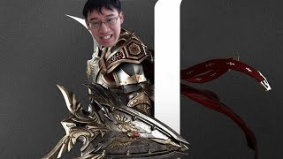 Lineage 2: Revolution Highlights with Disguised Toast!