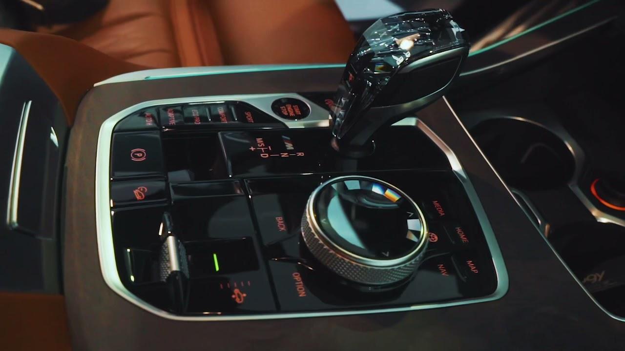 Тизер обзора на BMW X7