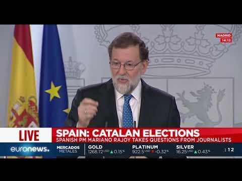 Discurso completo Mariano Rajoy después del 21D