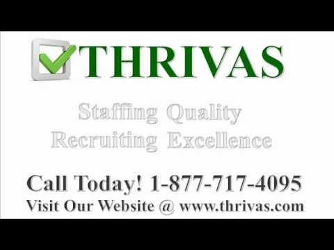 THRIVAS - Staffing Agencies In Tampa, FL - Temp Agency Tampa Florida