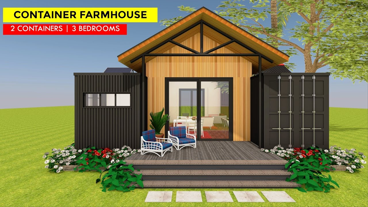 Container Haus Cube Shipping Container Farmhouse House Design Floor Plans Farmhaus 640