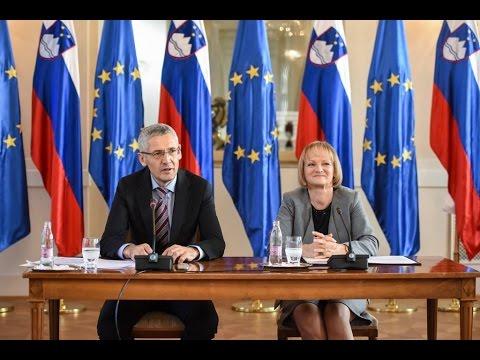 Urad predsednika Republike Slovenije - posnetek prenosa v živo, 29.11.2016