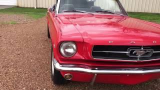 1964 Mustang Convertible - 302!!