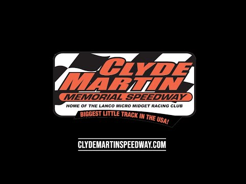 Clyde Martin Memorial Speedway No Wing Spring Fling