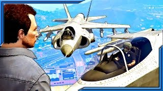 The Maze Bank Suicide Jumper | BREAKIN' THE LAW | Ep. 17 (GTA 5 CINEMATIC)