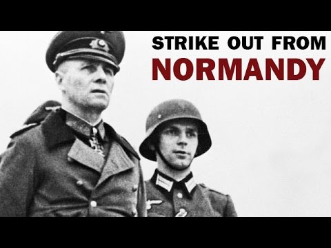 Allies Strike Out from Normandy Beachhead | 1944 | World War 2 Newsreel
