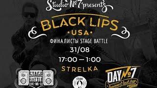 Звуковое оборудование для Black lips на фестивале новой музыки(Использовано оборудование: - линейный массив Q-серия D&B AUDIOTECHNIK ..., 2016-03-14T15:14:01.000Z)