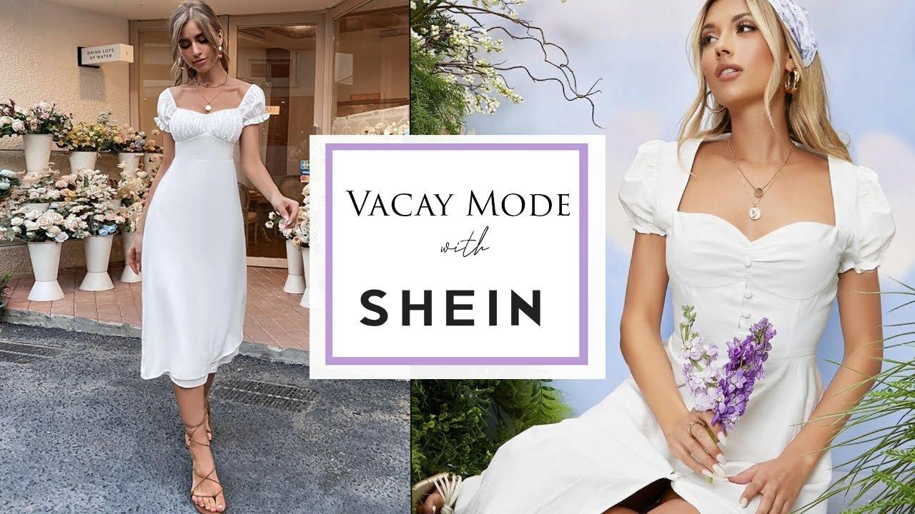 Vacay Mode with SHEIN  | Tijana Arsenijevic