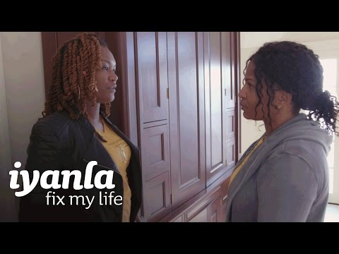 A Feuding Mother and Daughter's Encouraging Breakthrough | Iyanla: Fix My Life | OWN