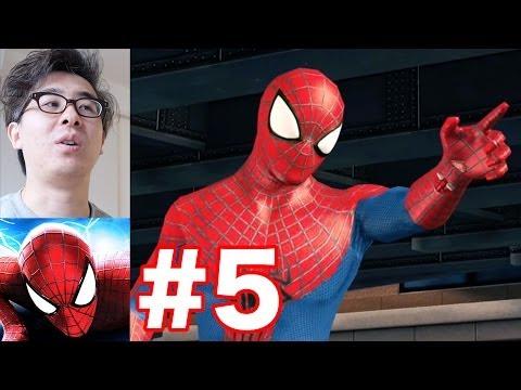 【瀬戸の実況】アメイジング・スパイダーマン2 Part 5 / 騙されてばかりのスパイディ