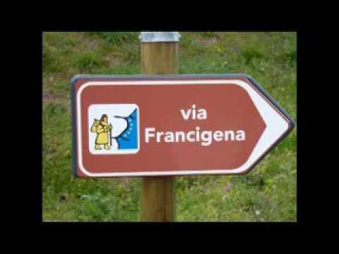Giuliano Mari - La Via Francigena