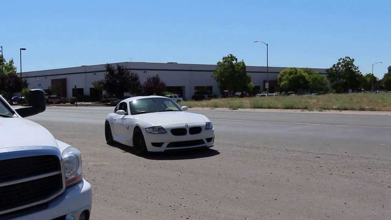 2007 Bmw Z4 M Coupe With Euro Headers Amp Supersprint