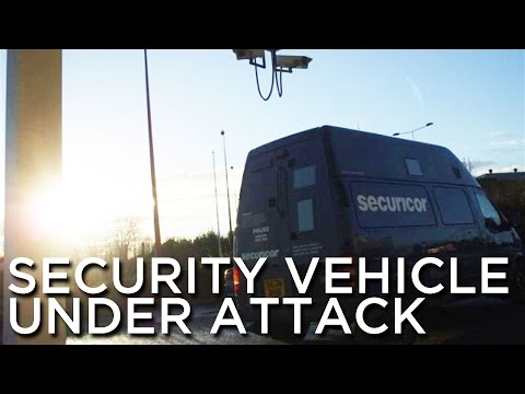 2006-04-23 'Security Vehicle Under Attack'