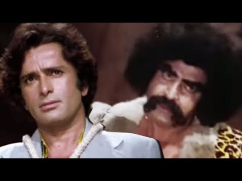 Pran turns out to be big fan of Shashi Kapoor | Chakkar Pe Chakkar | Bollywood  Scene 2/12