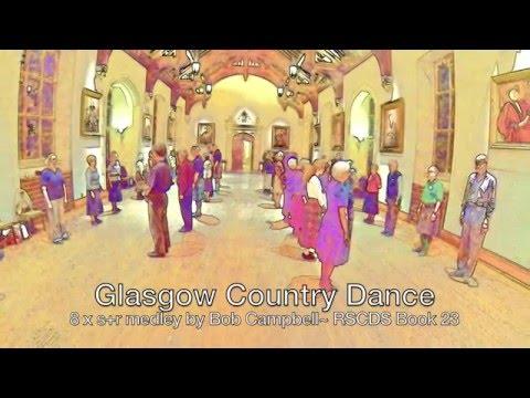 Glasgow Country Dance.