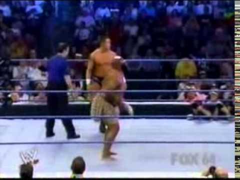 Randy Orton vs Kamala 08 11 2005 thumbnail