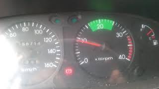 Hyundai HD 65 максимальные обороты смотреть