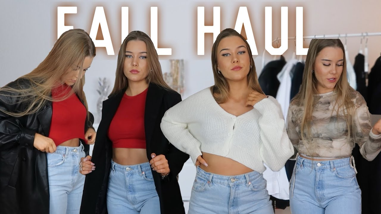 FALL TRY - ON HAUL (non sponsored): Boohoo, NAKD, Nastygal... -annso