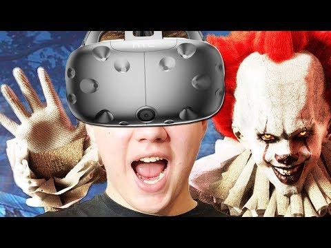 VR 360 УЖАСЫ! ПОПРОБУЙ НЕ ИСПУГАТЬСЯ!