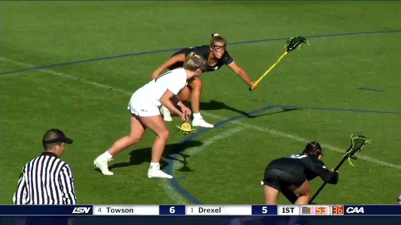 2021 CAA Women's Lacrosse Championship Semifinal Highlights | Drexel vs Towson
