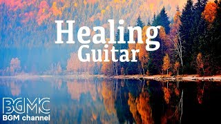 Autumn Light Guitar - Ambient Easy Listening - Relaxing Elevator Music for Sleep, Stress Relief