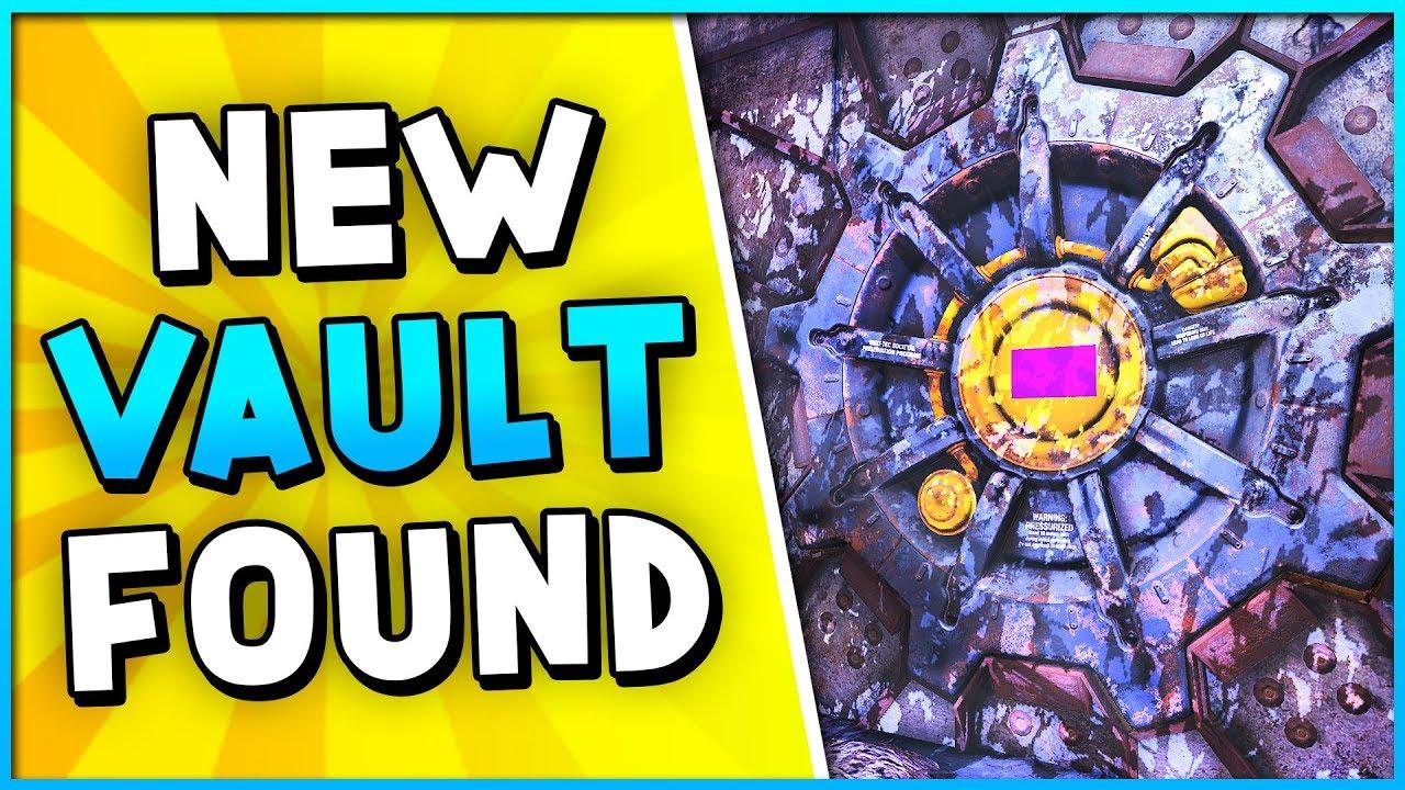 Fallout 76 - NEW Secret Vault, Underground Locations Found & Origins of  Sheepsquatch? Fallout 76 DLC