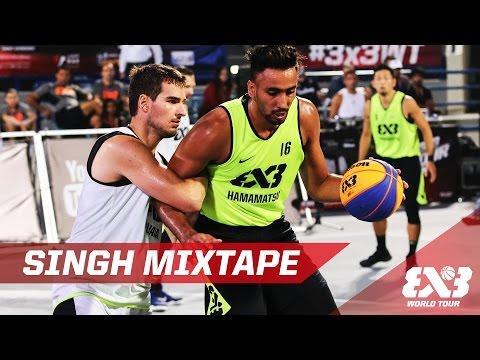 Amjyot Singh - Mixtape - Abu Dhabi Final - FIBA 3x3 World Tour