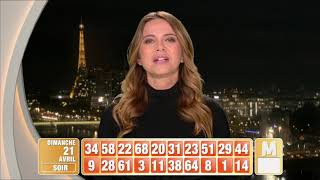 Tirage du soir Keno gagnant à vie® du 21 avril 2019 - Résultat officiel - FDJ