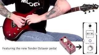 Mooer Micro Looper pedal DEMO