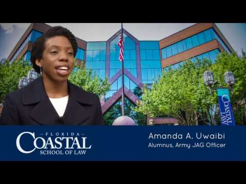 Florida Coastal School of Law Focus on Military and Veteran Students