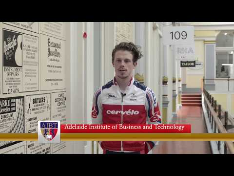 Adelaide Institute of Business and Technology (AIBT) - student testimonials Joshua
