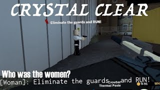 "Obtaining the ""CRYSTAL CLEAR"" Badge in Notoriety - ROBLOX"