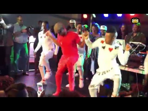 Diamond Platnumz in Frankfurt - Number one