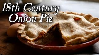 You Have To Try This Delicious Onion Pie!