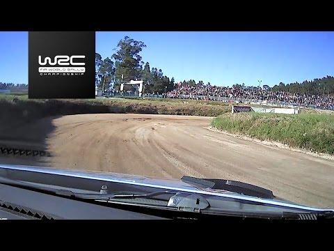 WRC - Vodafone Rally de Portugal 2017: Shakedown ONBOARD Sordo