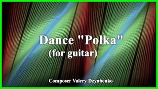 Polka-Dance.