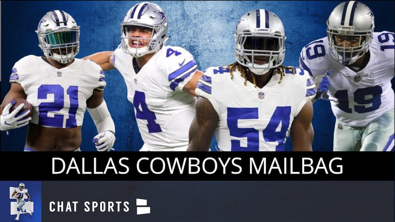 Dallas Cowboys Now Turn to Dak Prescott and Amari Cooper After Ezekiel Elliott Deal