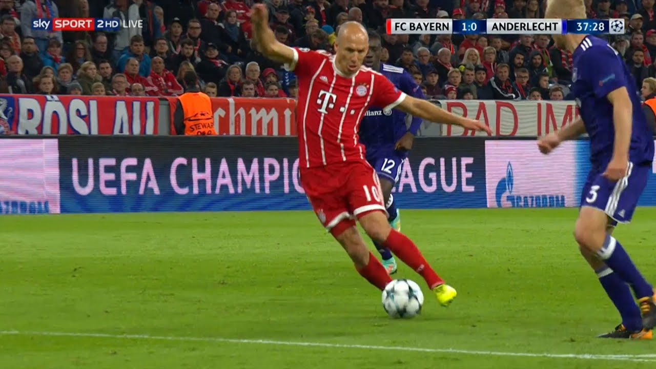 Bayern Vs Anderlecht
