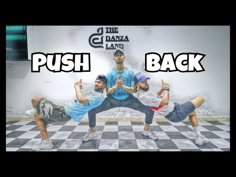 Ne-Yo, Bebe Rexha, Stefflon Don - PUSH BACK | Dance Choreography