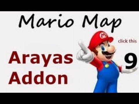 Mario Map v12.5 [1.30.x] with Arayas Europe Extended Edition